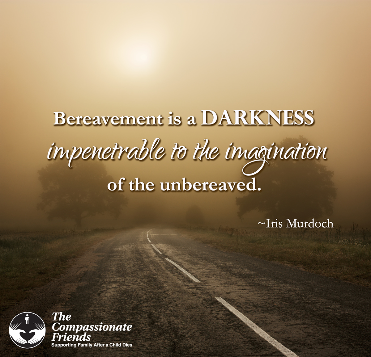 Bereavement Quotes For Friends: Grief Quotes, Bereavement Is A Darkness ... The