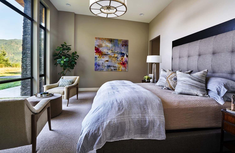 Robbins Architecture Home Warm Modern House Design