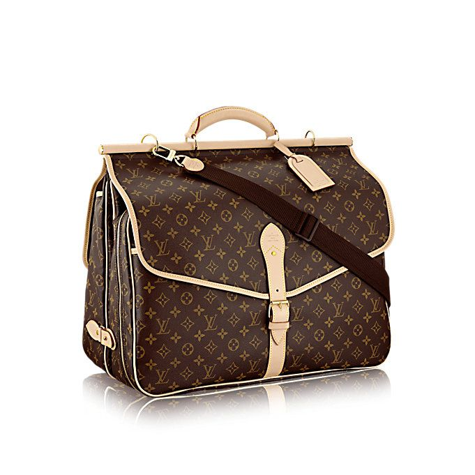 37049c86c694 Hunting Bag Monogram Canvas in WOMEN s TRAVEL collections by Louis Vuitton