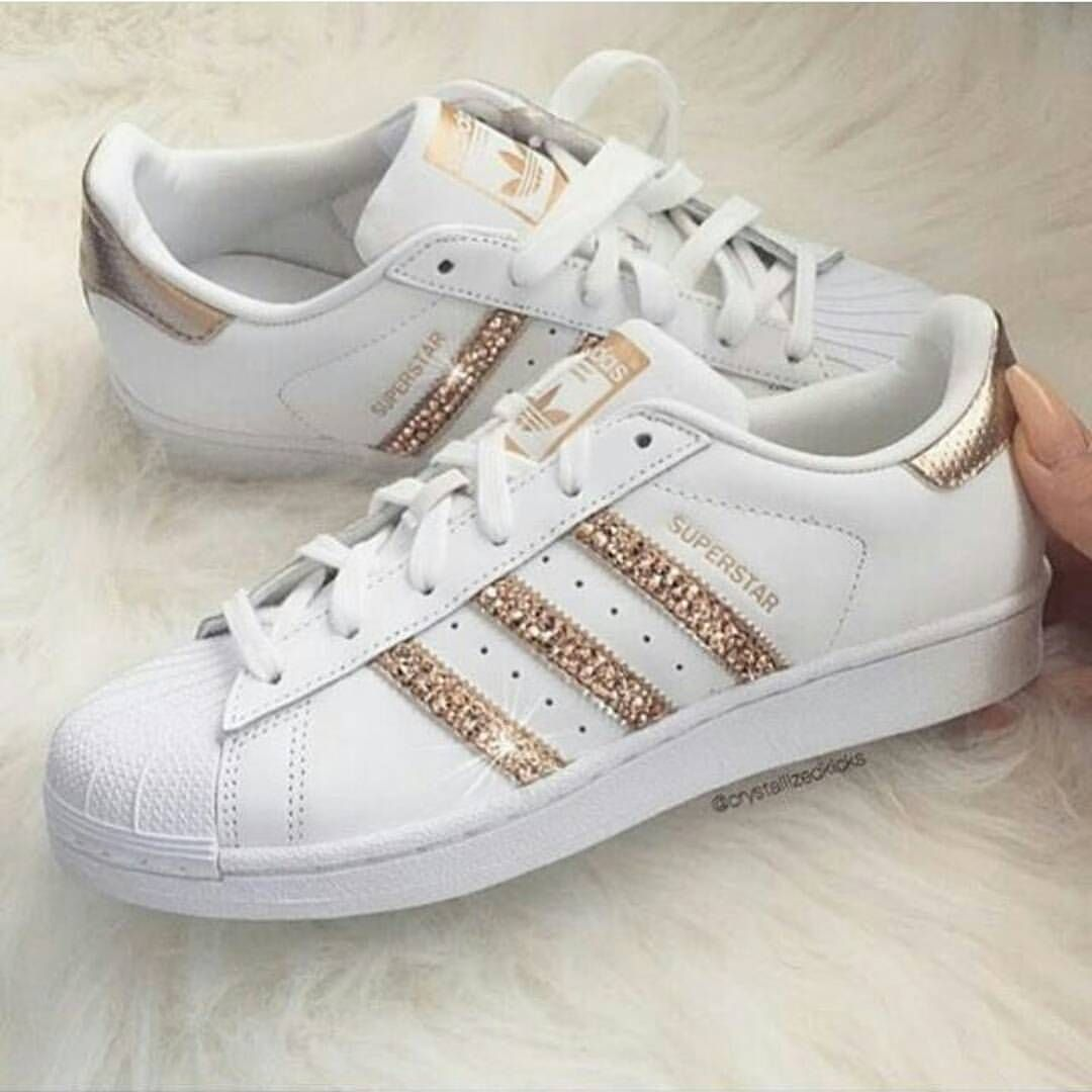 Swarovski Crystal Design Bridal Adidas Superstar Wedding Shoes - Swarovski  Adidas - Swarovski Wedding Shoes | Adidas superstar, Wedding shoes and  Swarovski