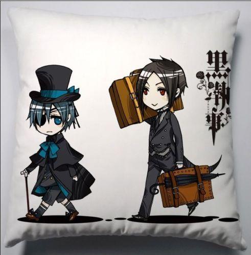 Kuroshitsuji Black Butler Kissen Sitzkissen COOL 018