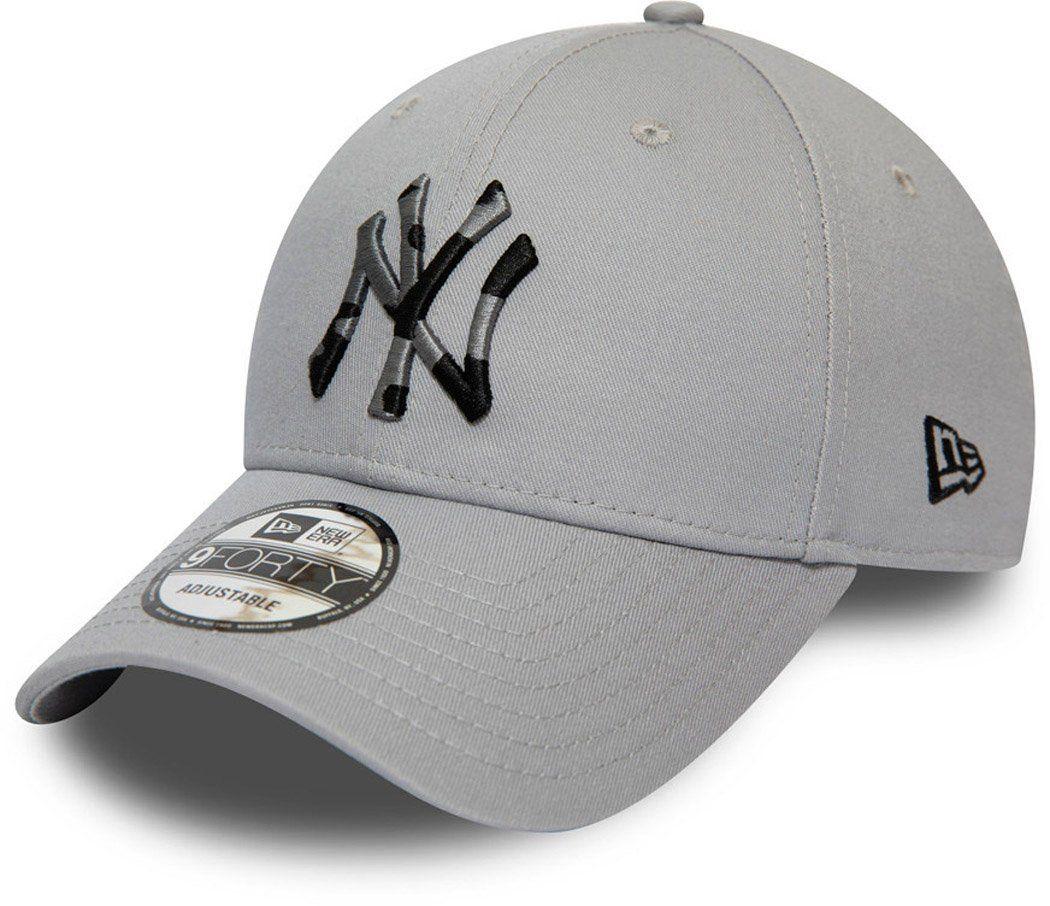 Ny Yankees New Era 940 Camo Infill Grey Baseball Cap Lovemycap Pink Baseball Cap Baseball Cap New Era