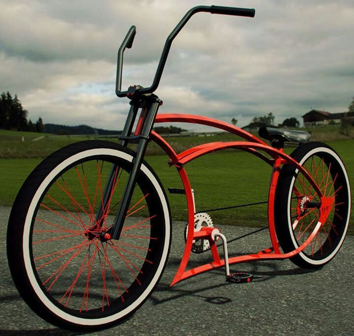 Bike Cruiser Chopper Harry Pinterest Choppers Bicycling And