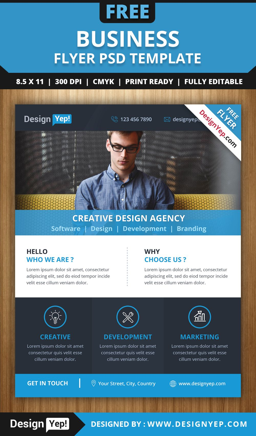 business flyer psd template 6666 designyep flyers business flyer psd template designyep