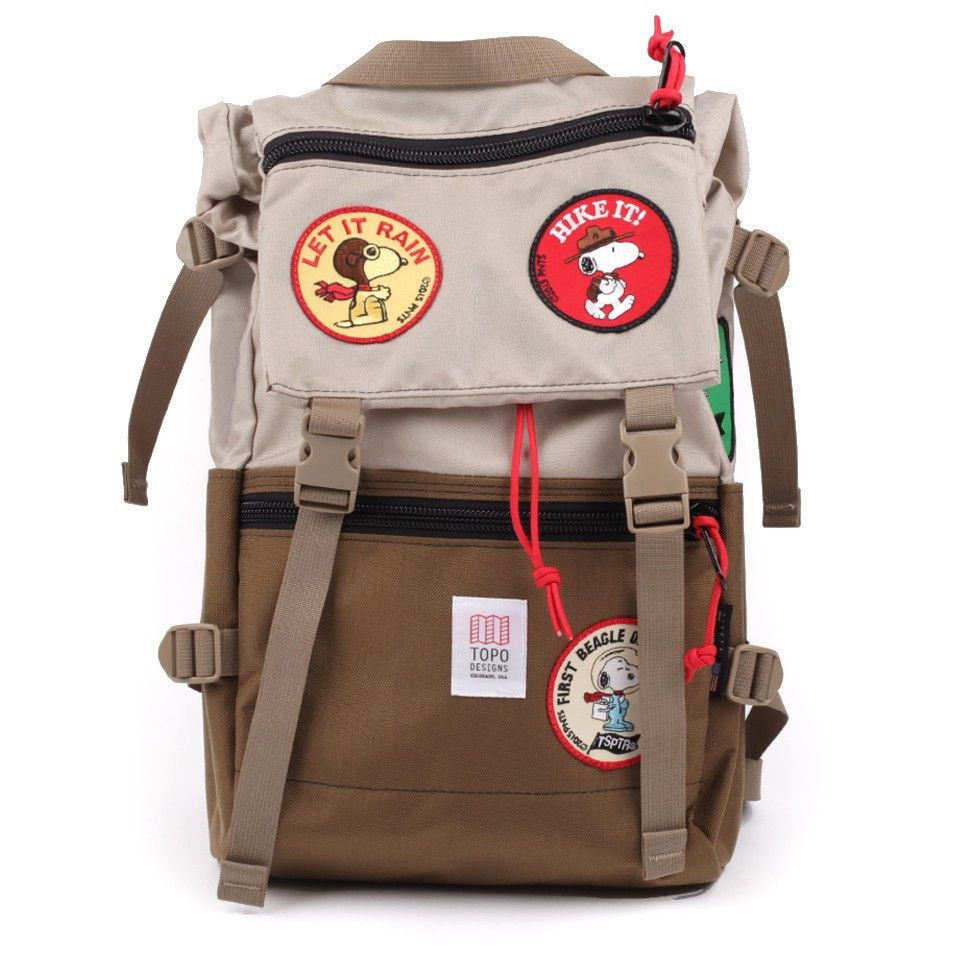d2c29e2b0 Topo Designs x TSPTR Rover Pack | MaGee | Bags, Printed bags ...