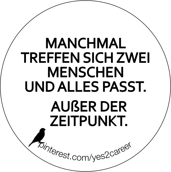 Pin von yes2career Think positive. Yes auf yes2you