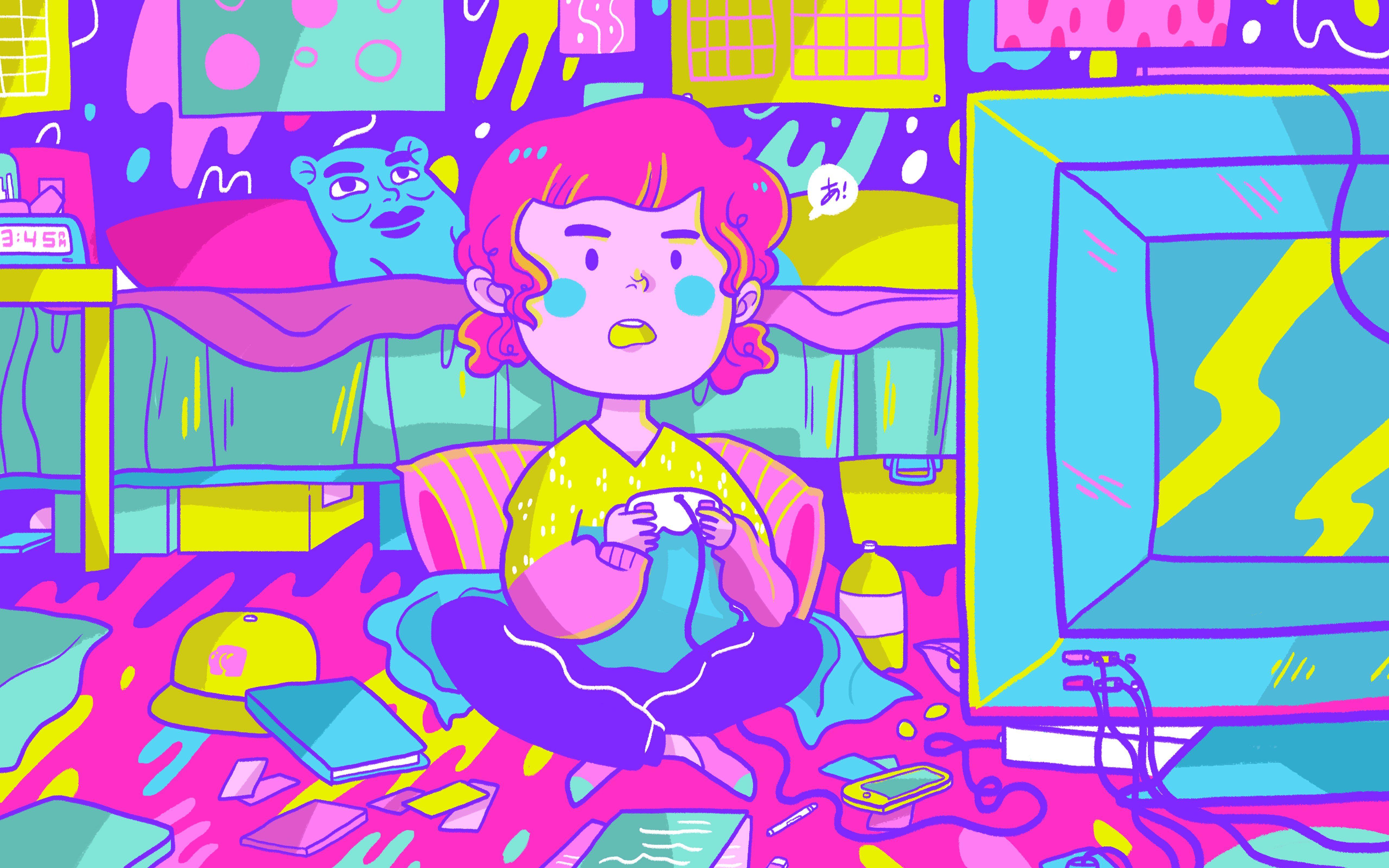Aprender Japonês com Jogos Guia Para Iniciantes anime