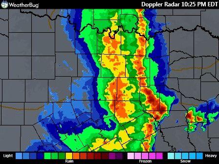 Radar Map Of Texas.Prosper Texas Doppler Radar Map Thunder Storm Doppler Radar