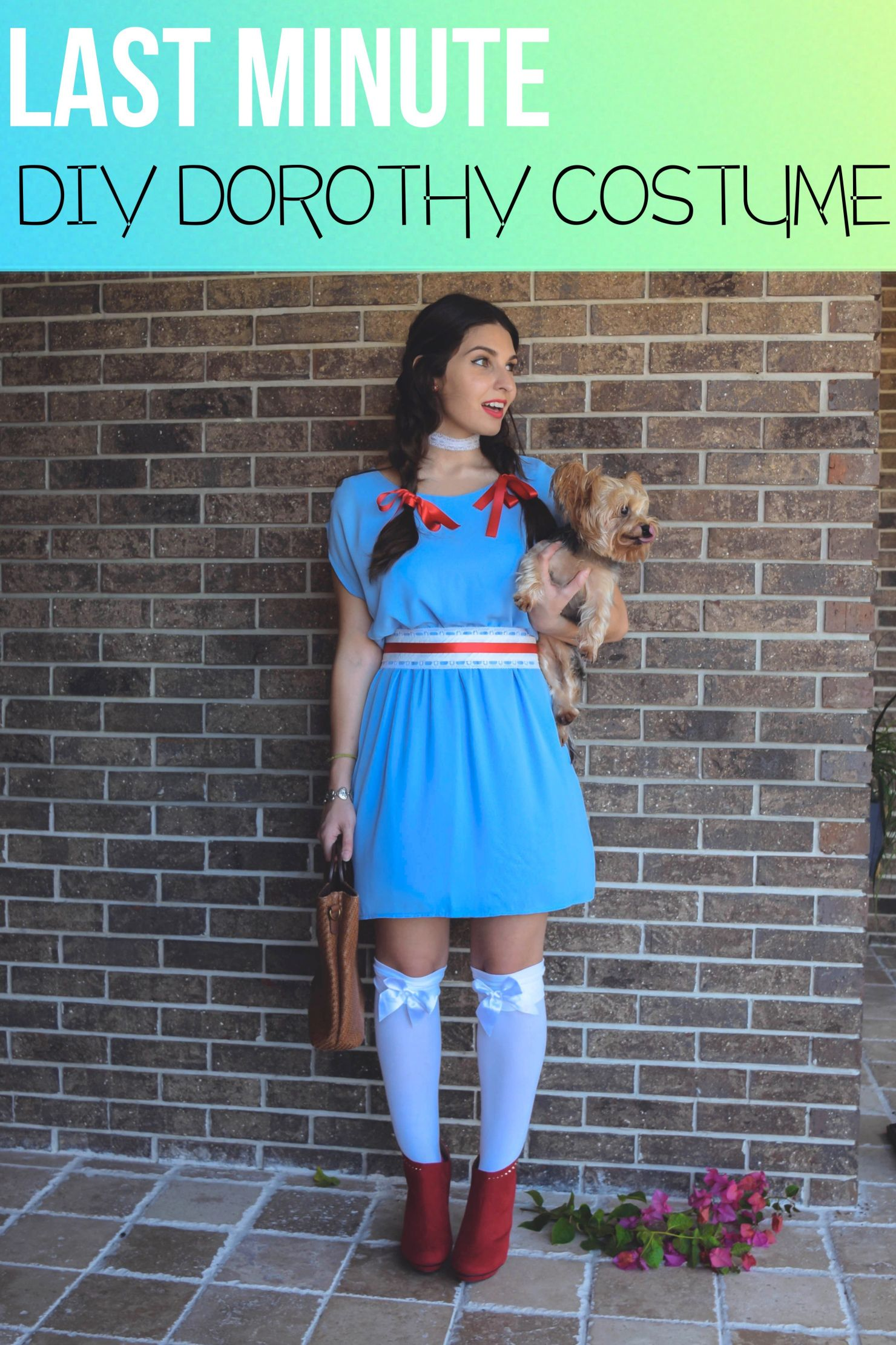 last minute dorothy costume diy | + do it yourself | pinterest