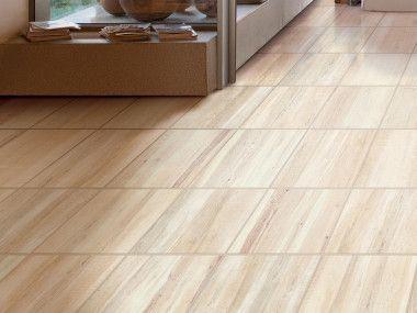 Daintree Wood Light Matt Ceramic Floor Tile 430 X 430mm Timber