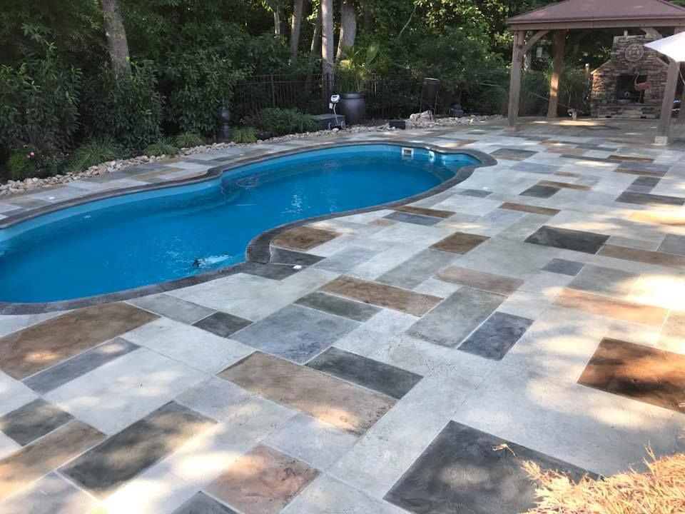 Contact Us At 800 447 6573 To Find A Cti Dealer In Your Area Or If You Are Interested In Becoming A Cti Dealer Concrete Decor Concrete Floors Outdoor Decor