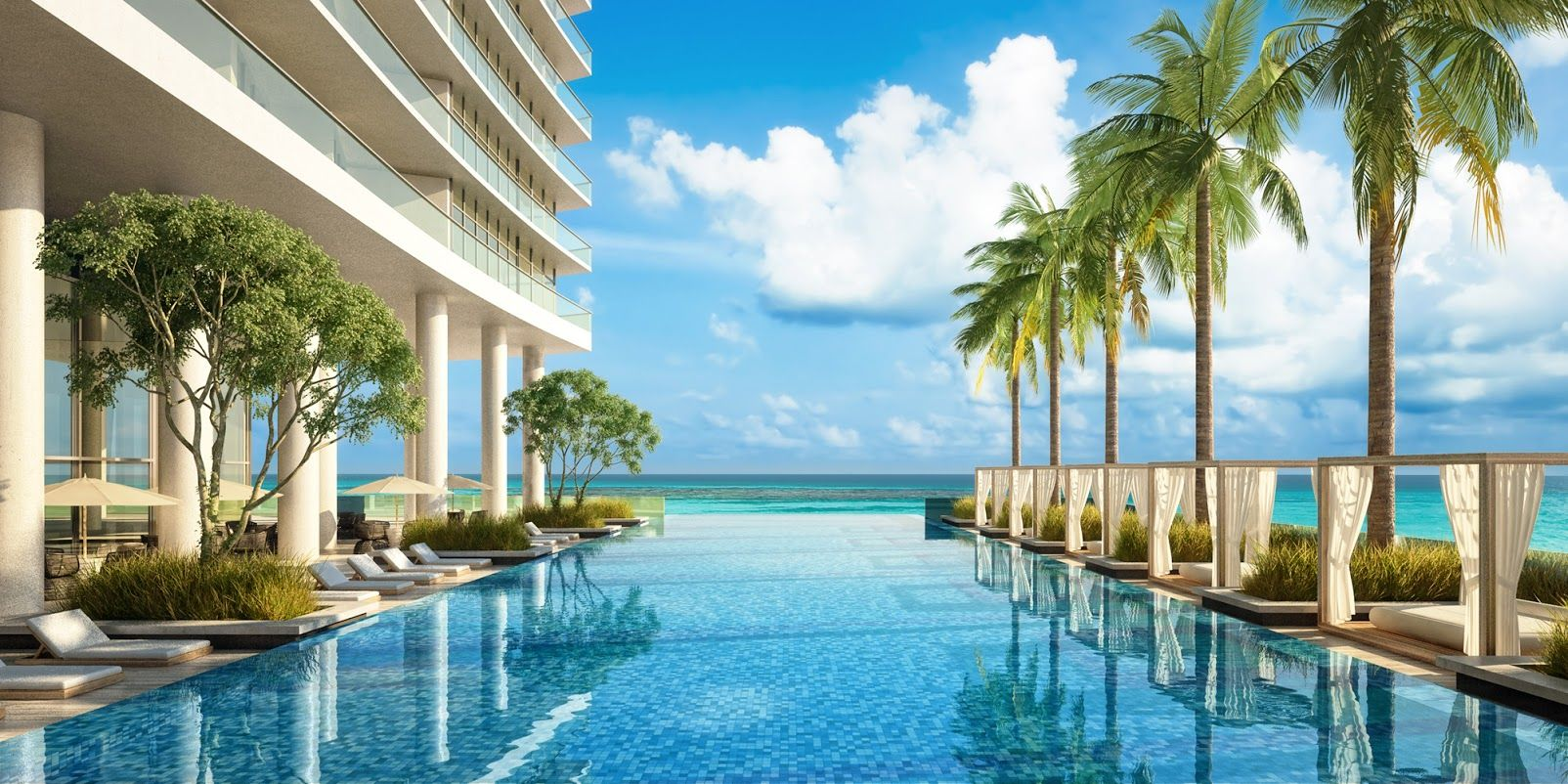 Miami S Ultimate Guide For Luxury Real Estate For Rent 2bed 2 Bath Furnished Penthouse In Courvoisier Cou Hyde Beach Luxury Real Estate Hollywood Real Estate