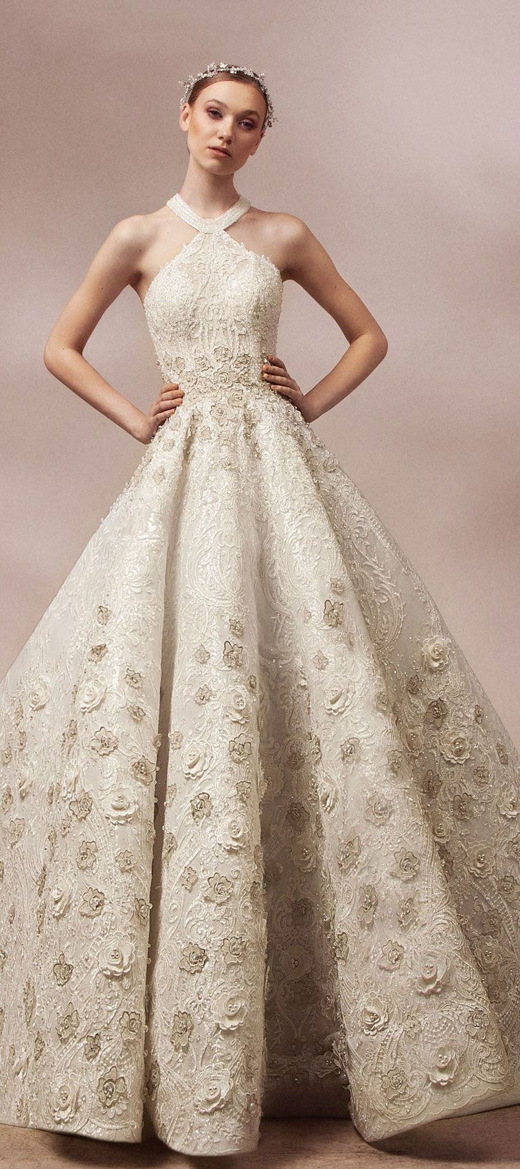 Naja saade couture wedding dresses ucgaeaud bridal collection