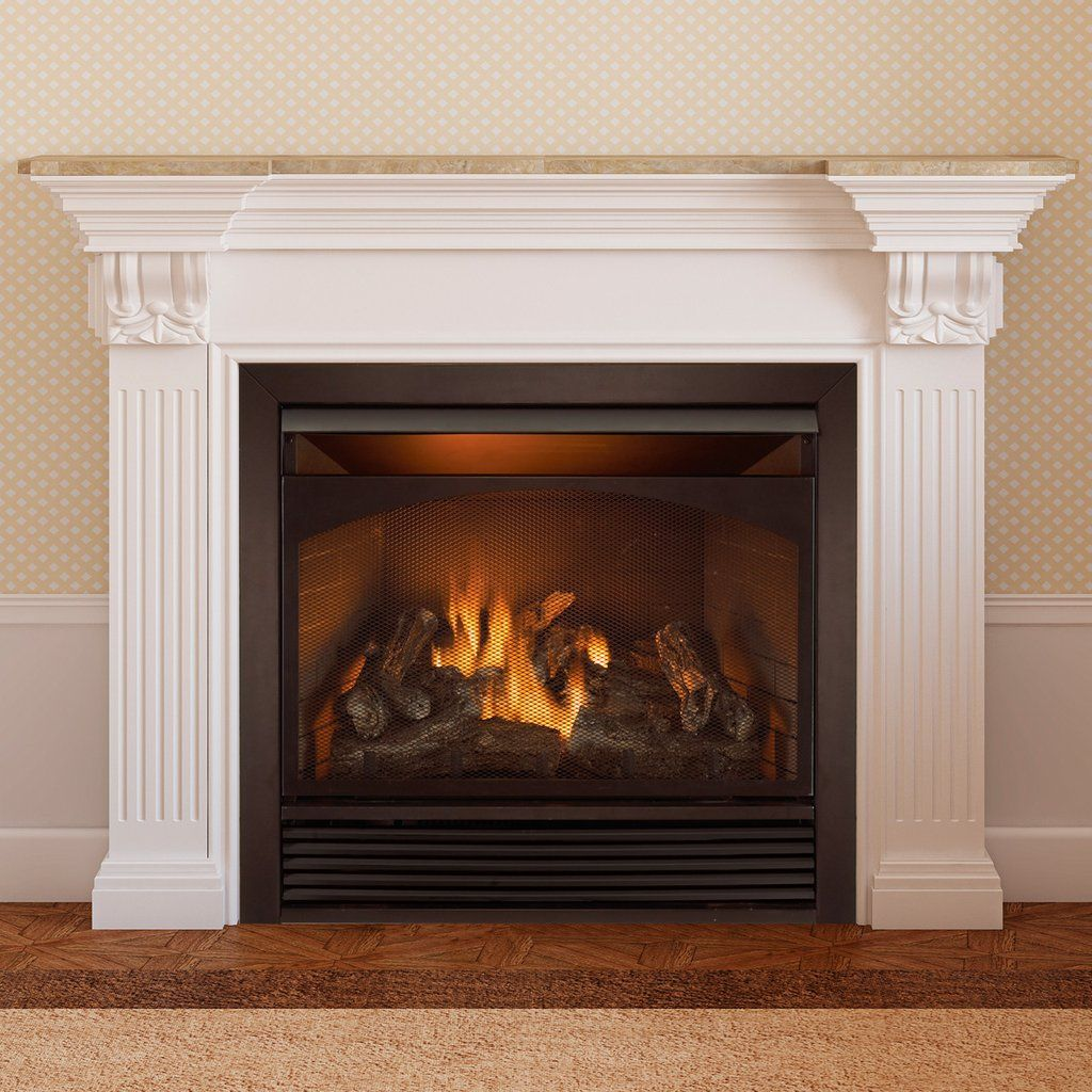 "ProCom 32"" Zero Clearance Fireplace Insert With Remote - Model ..."