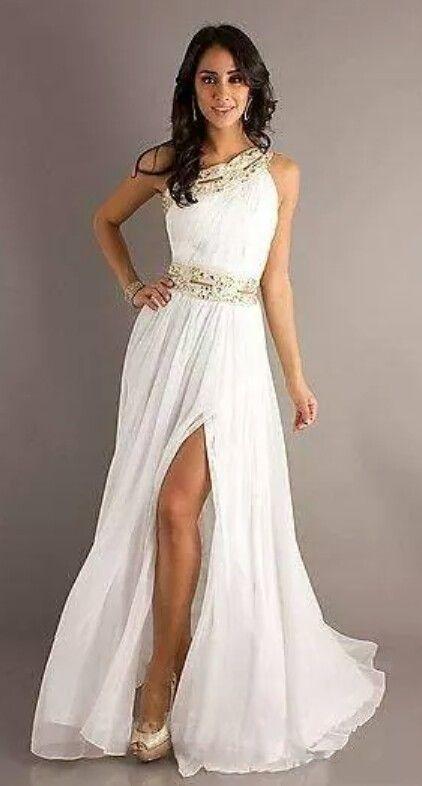 Como elegir un vestido para boda de noche