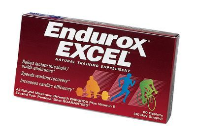Endurox Excel - 60 Caplets Nutrition