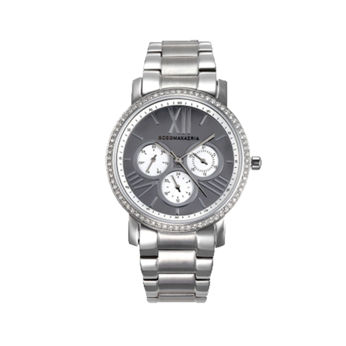 689f3c997a4 Bcbg Analog  N A Watch Silver Ladies Watch Ibg8299