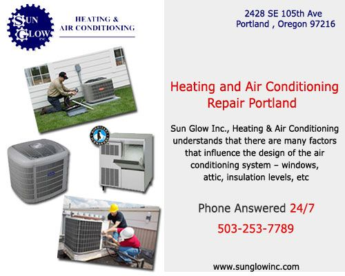 Pin By Tom Smith On Air Conditioning Repair Portland