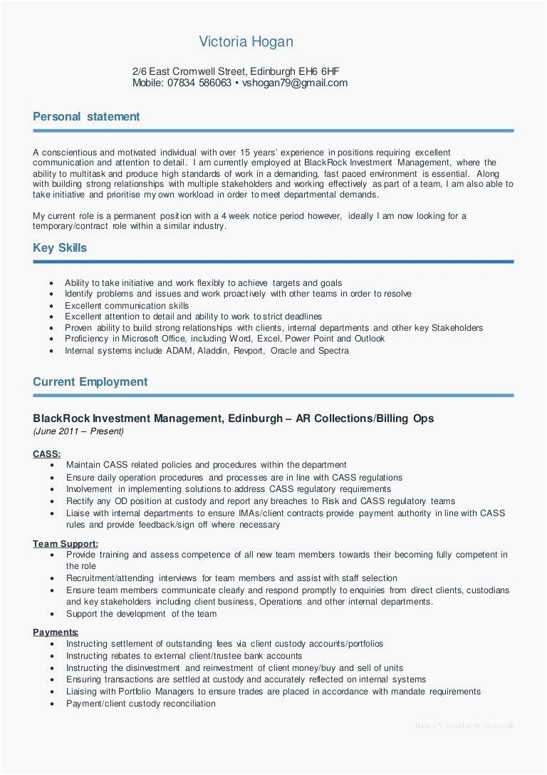 30 Account Manager Job Description For Resume Contract Template