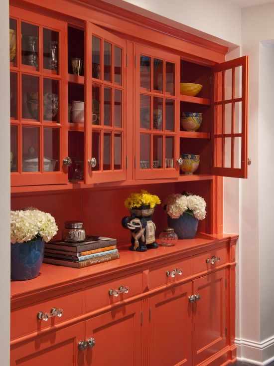 Dining Rooms, Hutch, Breakfront Design, Pictures, Remodel, Decor and Ideas - page 5