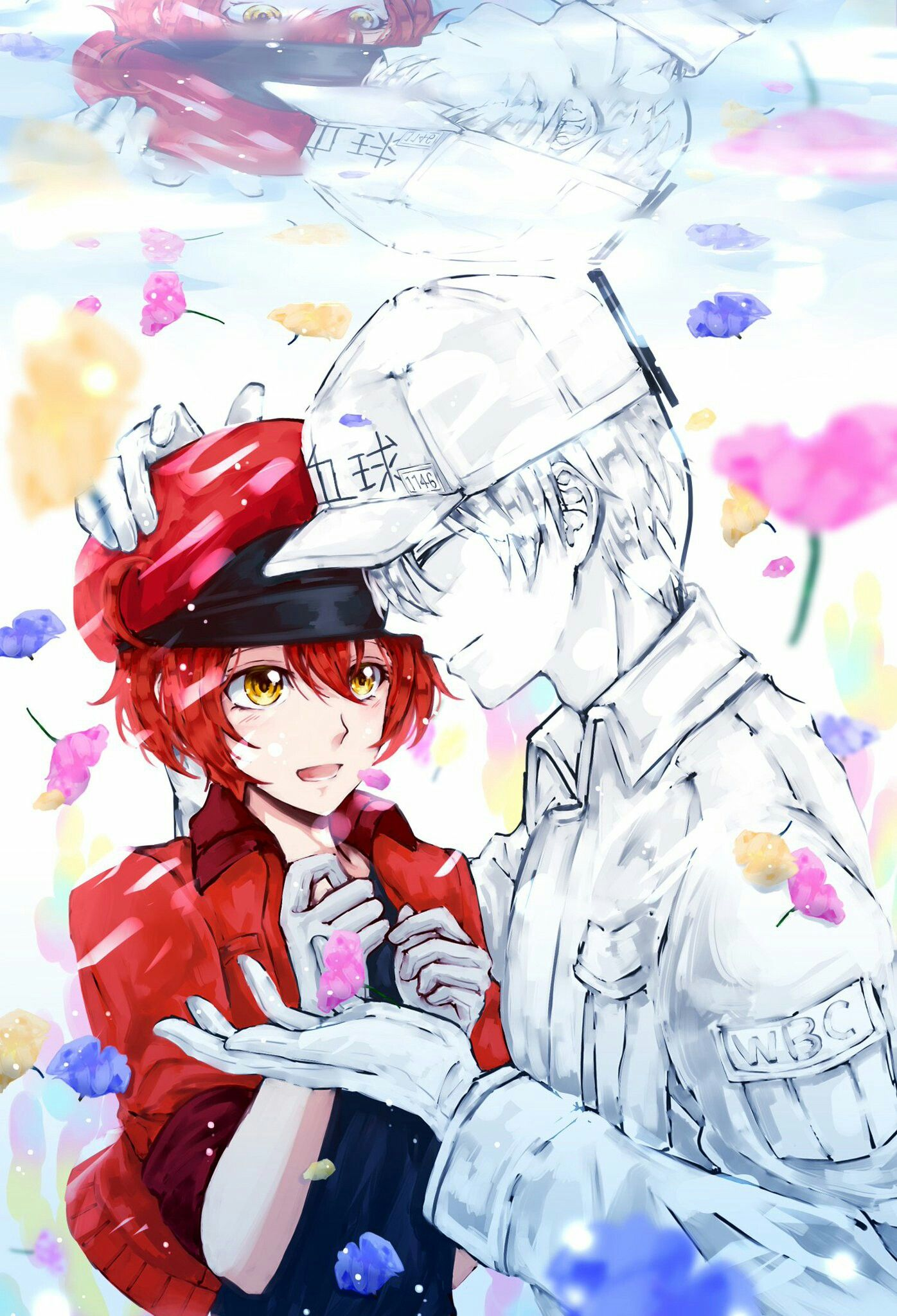 Cells At Work Anime Cute Anime Pics Japanese Animation