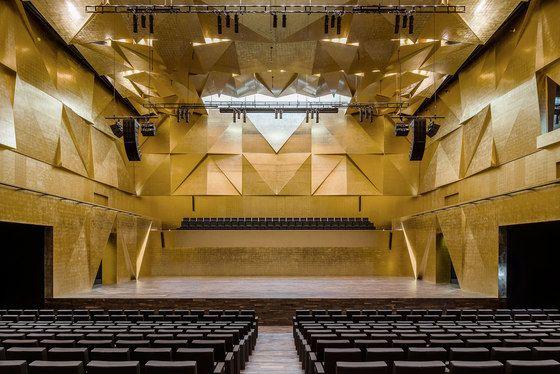 Philharmonic Hall In Szczecin By Barozzi Veiga Concert Halls Concert Hall Concert Hall Architecture Szczecin