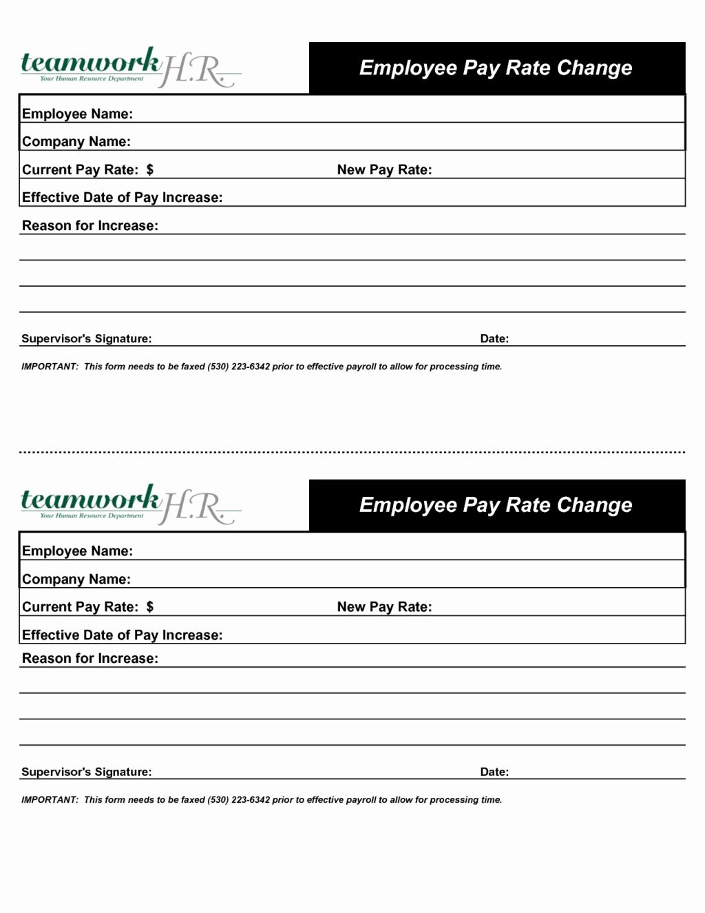 Salary Change Form Fresh Inspirational Employee Pay Rate Change Increase Form Good Essay School Newsletter Template Cover Letter Sample
