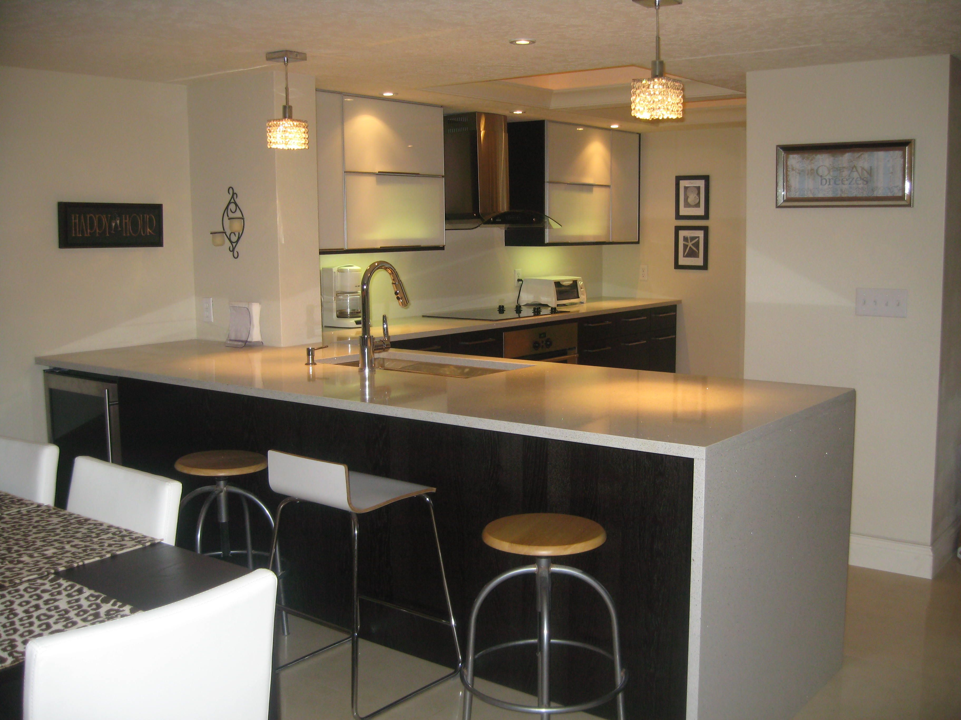 Condo Kitchen Design Inspiration Condo Kitchen Designs For Modern Contemporary White Kitchen Review