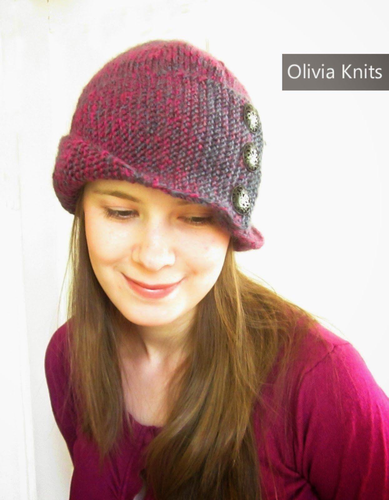 bca5558e88d Knitting Blog | Olivia Knit Design | Шапочка, Вязание и Робин