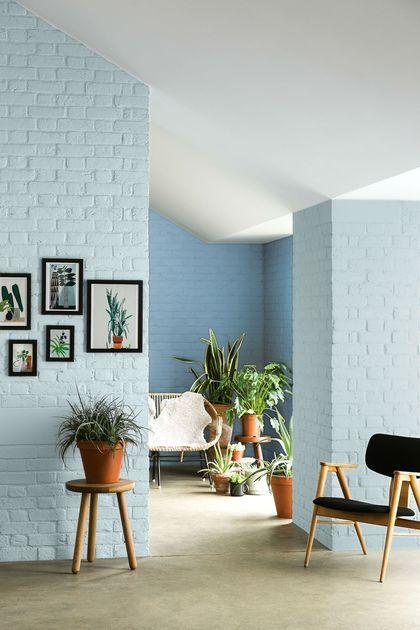 Peinture salon 30 couleurs tendance pour repeindre le - Couleur tendance appartement ...