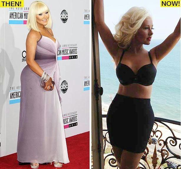 Amazing Transformation By Christina Aguilera... Smokin ...