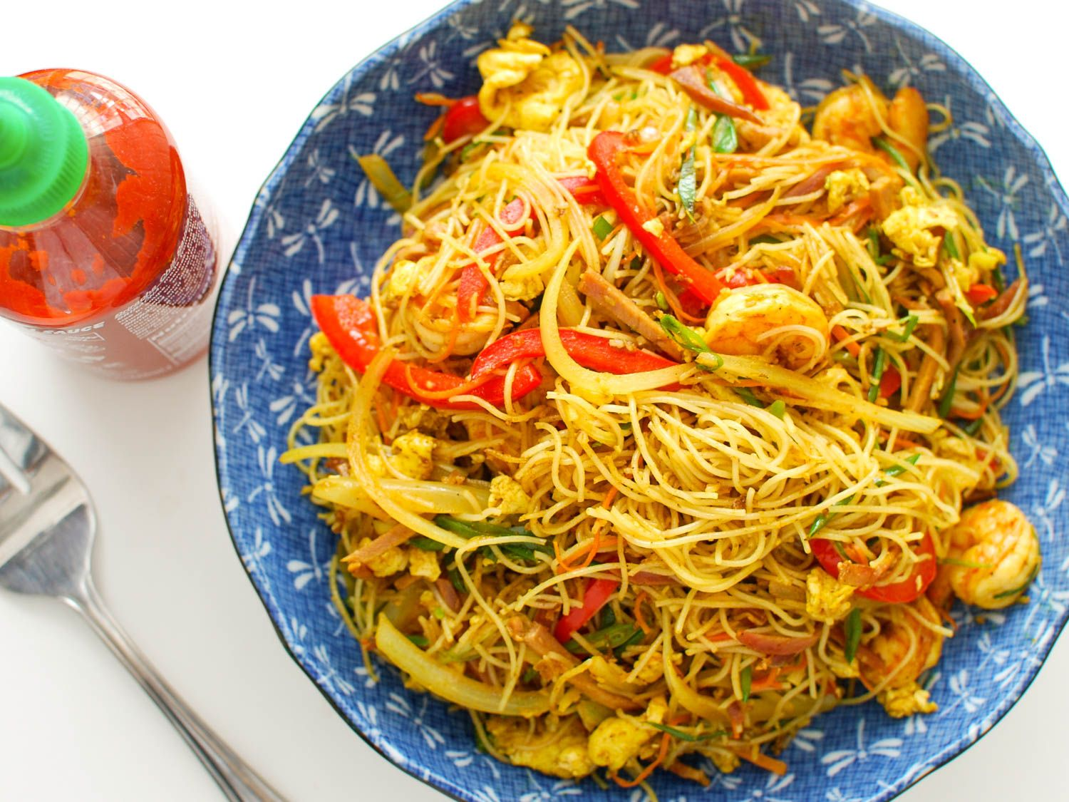 Curried Singapore Noodles: Probably Not From Singapore ...