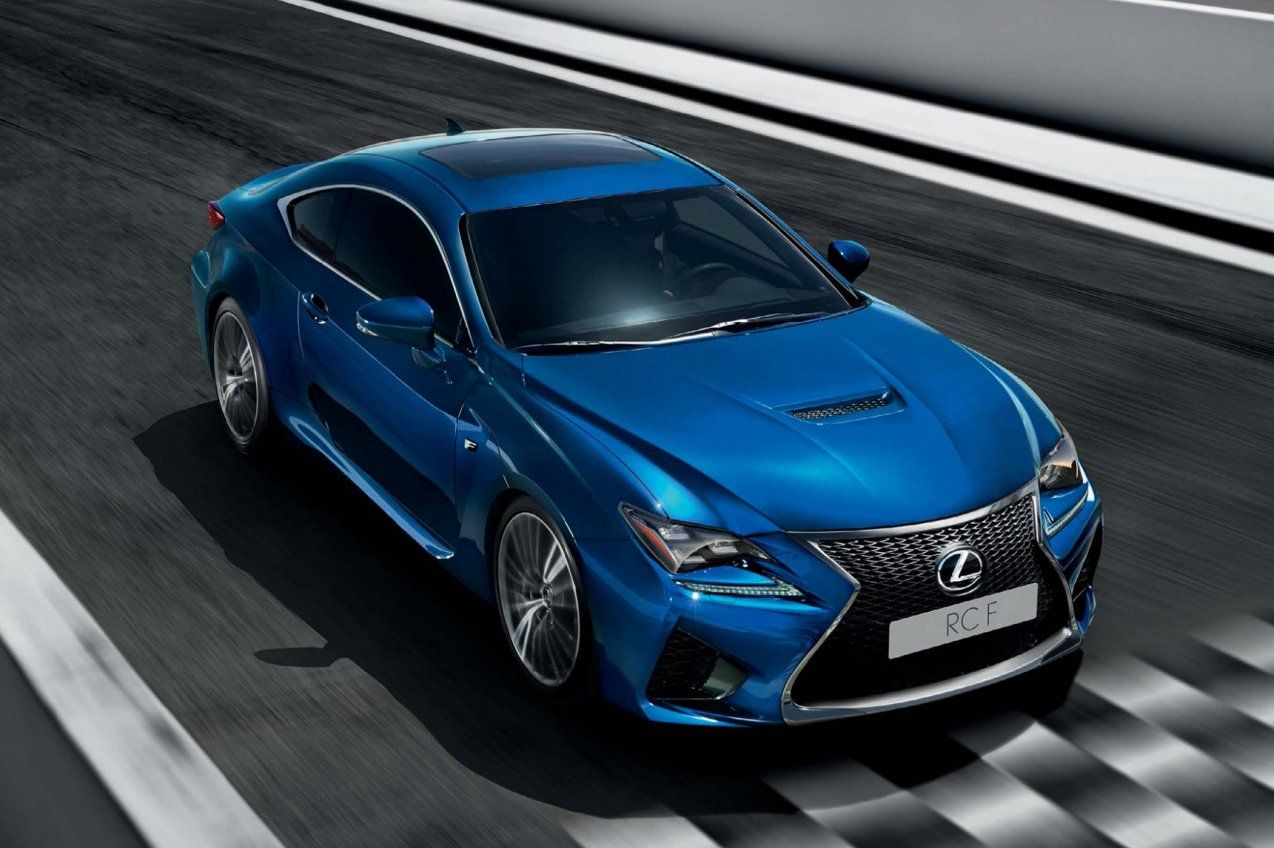 Lexus meldt dat nieuwe RC F duurder wordt dan een BMW M4