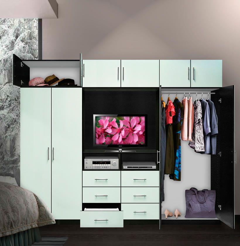 Aventa Tv Wardrobe Wall Unit X Tall Bedroom Tv Furniture Plus
