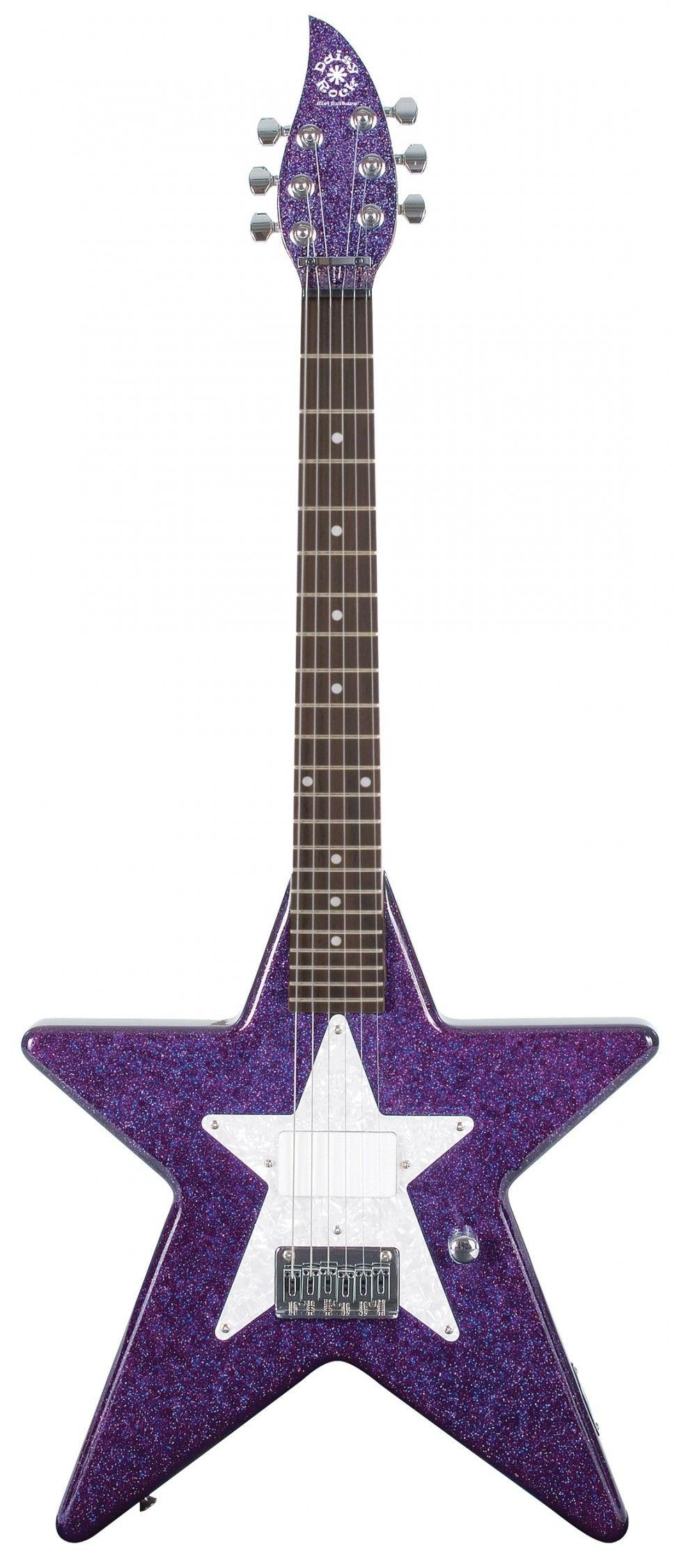 debutante star short scale daisy rock guitars the girl guitar company slim narrow neck. Black Bedroom Furniture Sets. Home Design Ideas