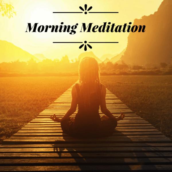 Morning meditation for beginners | Morning meditation ...
