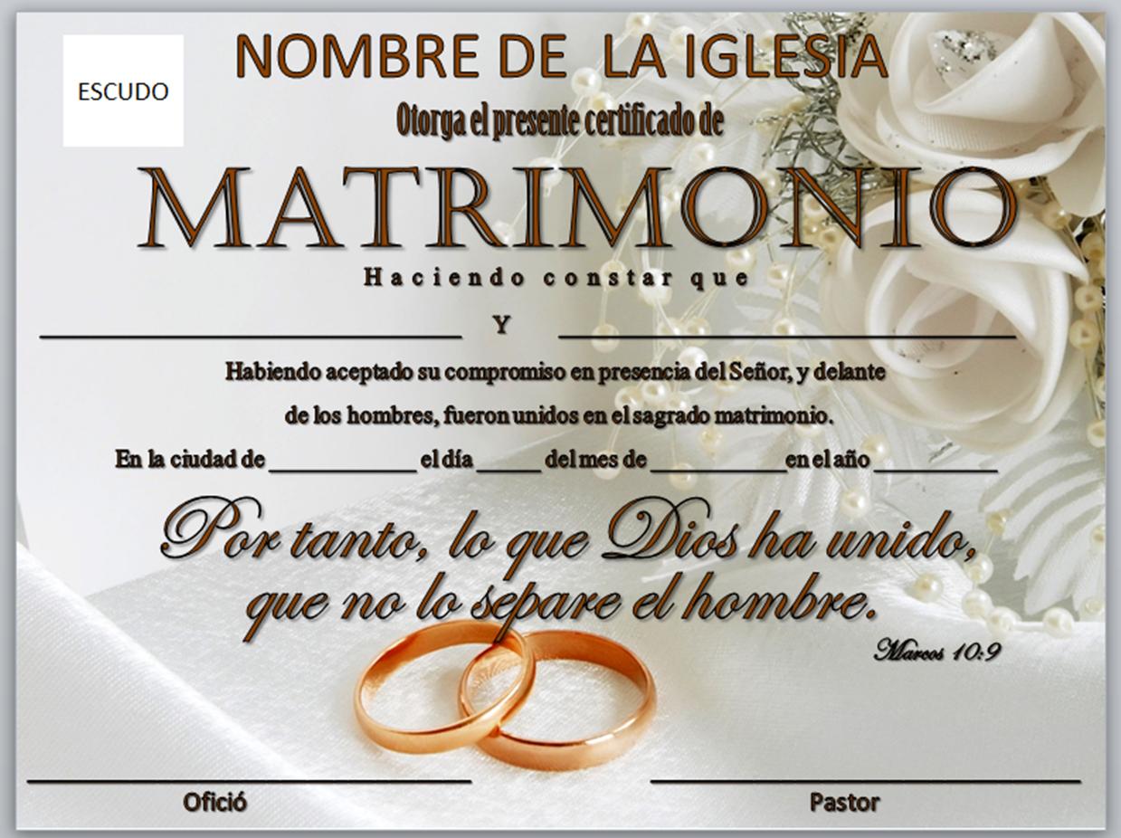 Certificado 1 Png 1239 926 Certificado De Matrimonio Matrimonio Acta De Matrimonio