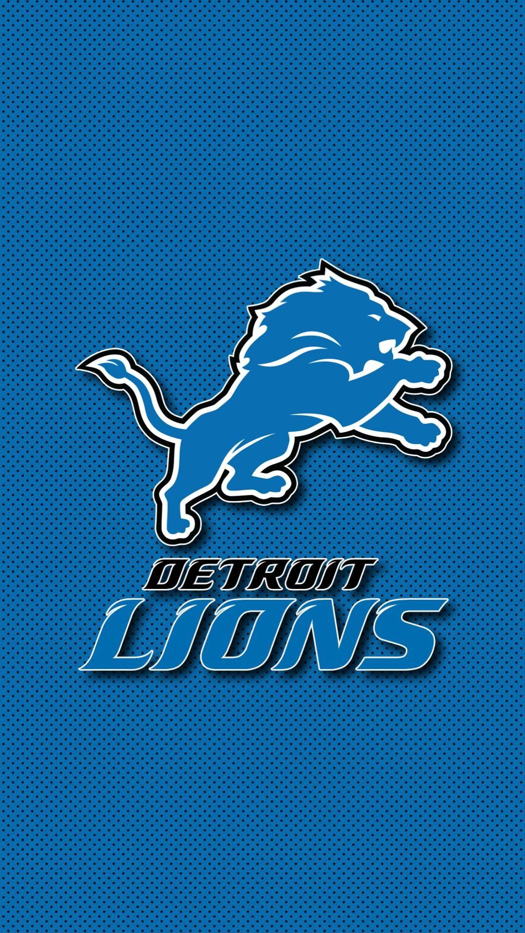 Click This Image To Show The Full Size Version Detroit Lions Wallpaper Detroit Lions Logo Detroit Lions