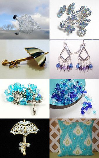 Sweet Summer Showers  by Chip and Michele Davidson on Etsy--Pinned with TreasuryPin.com