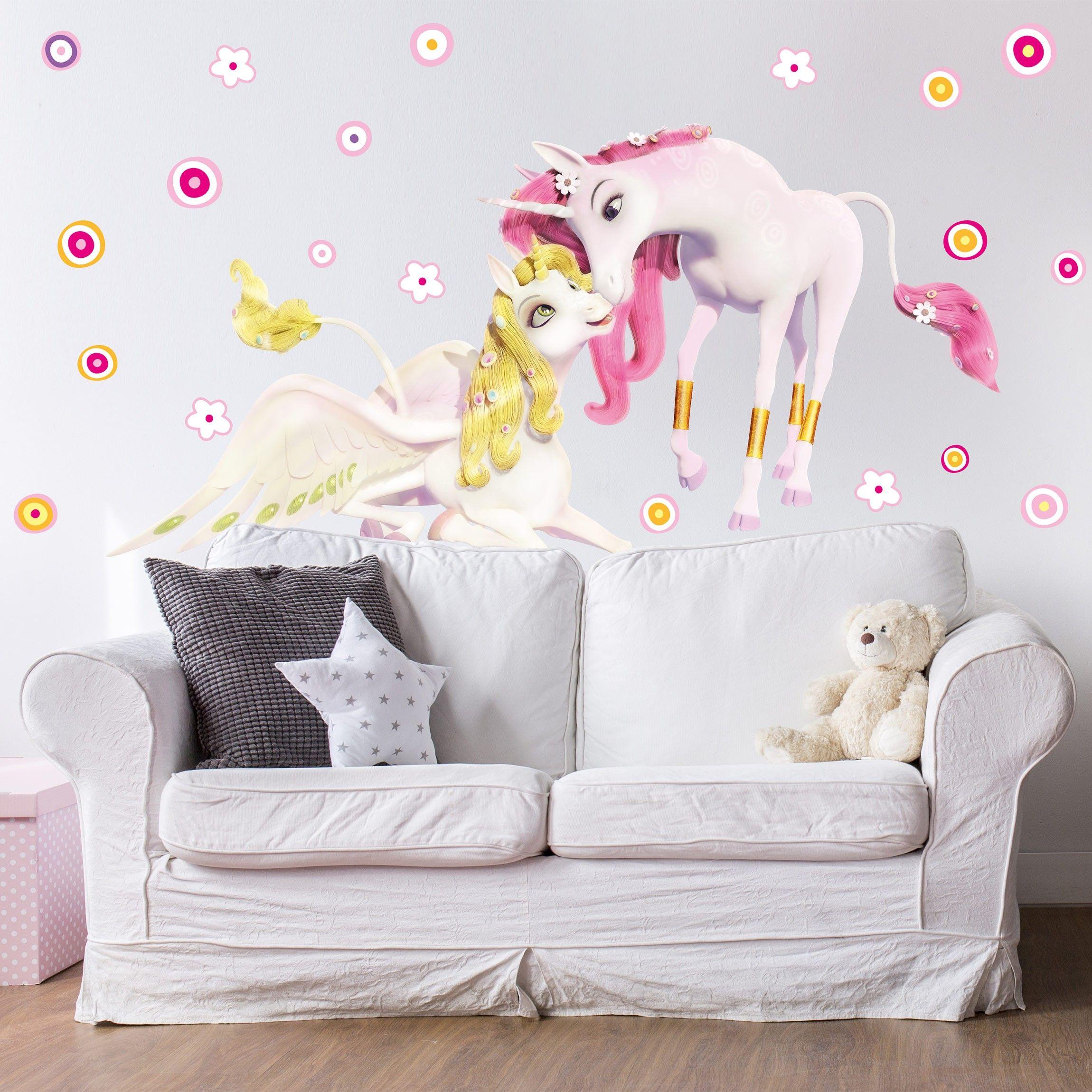 wandtattoo kinderzimmer pink reuniecollegenoetsele. Black Bedroom Furniture Sets. Home Design Ideas