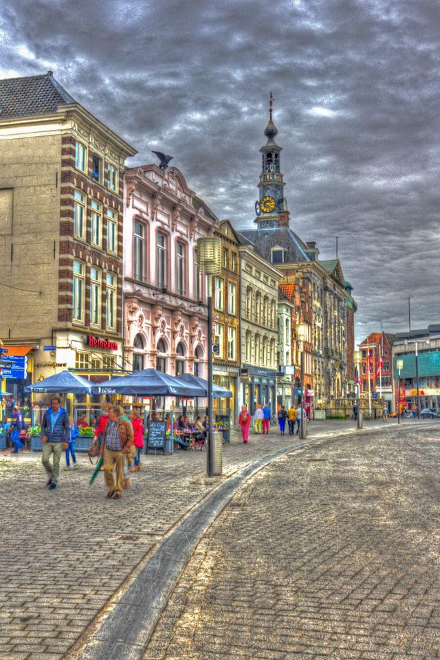 City center 's-Hertogenbosch