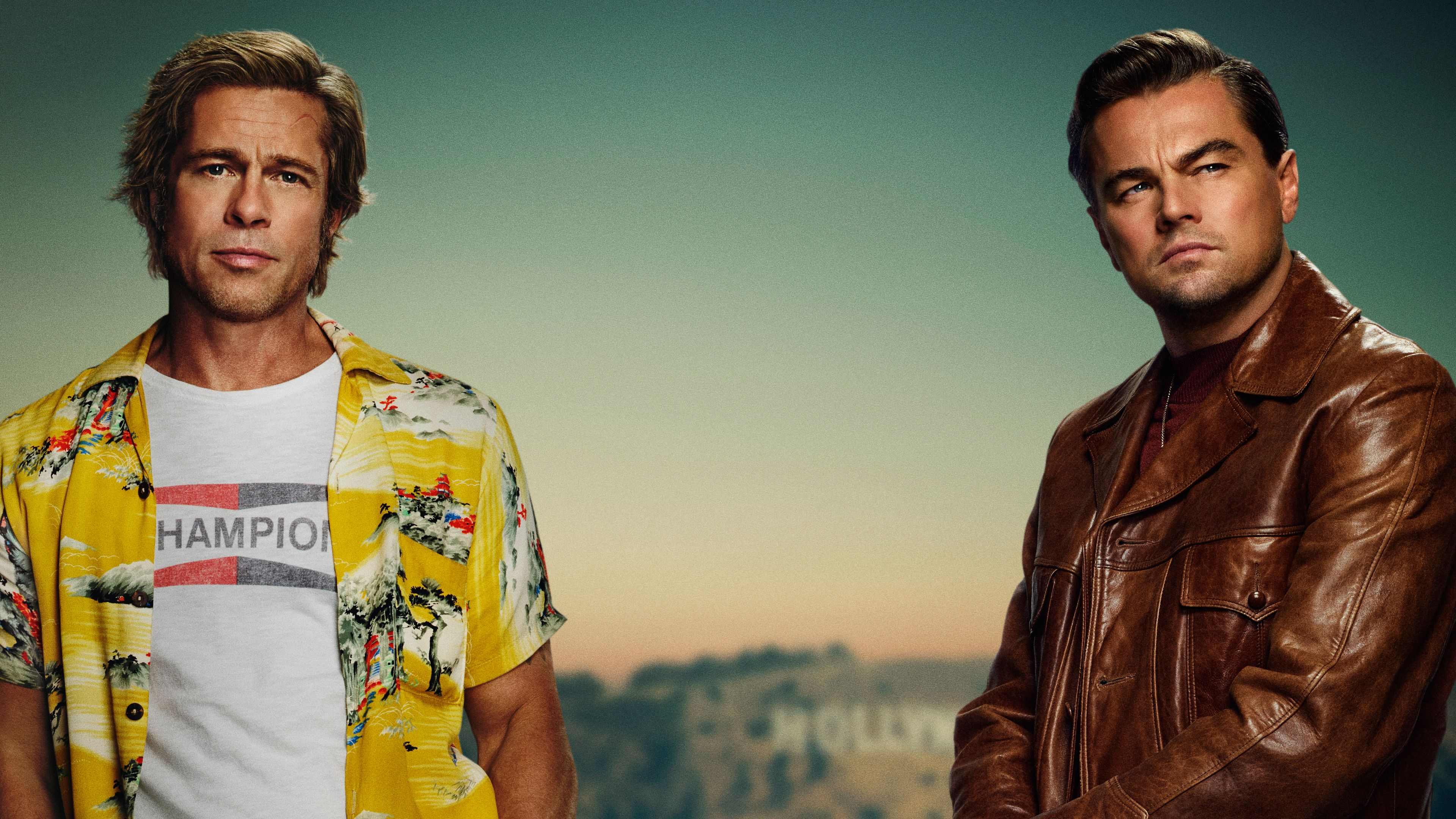 Once Upon A Time In Hollywood 2019 4k Once Upon A Time In