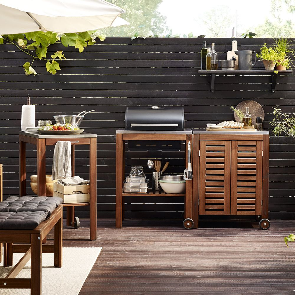 Outdoor kitchens ideas and designs for your alfresco