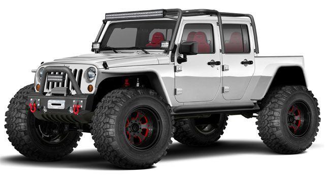 Mbrp 12 Valve Diesel Jeep Build 4 Door Jk With Pick Up Box