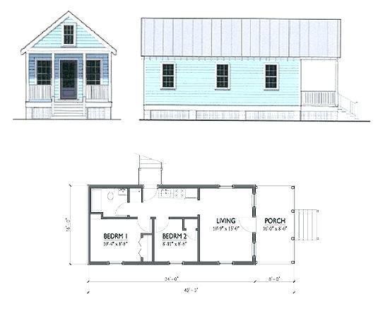 Oconnorhomesinc Com Entrancing Lowes Katrina Cottages Floor Plans Cottage Cottage Floor Plans Cottage Kits Floor Plans