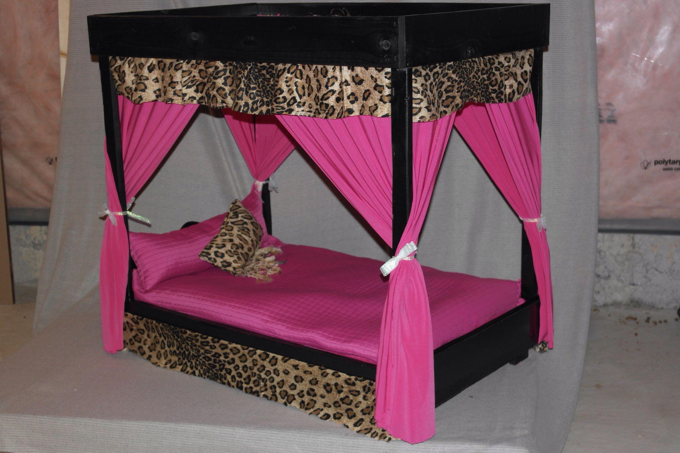 Pet bed canopy Home decor, Furniture, Pet furniture