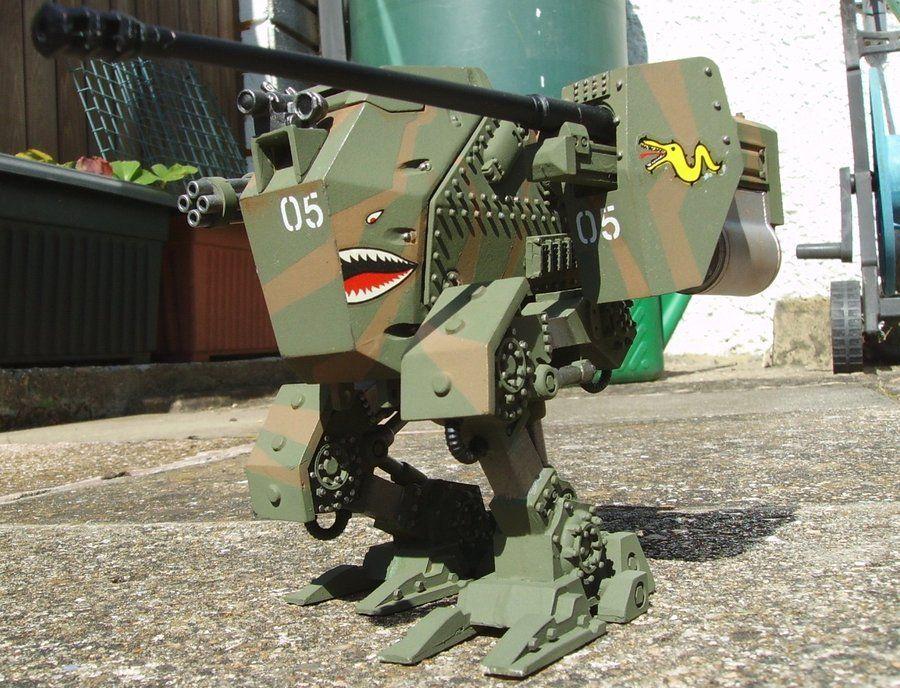 24+ Panzer mech information