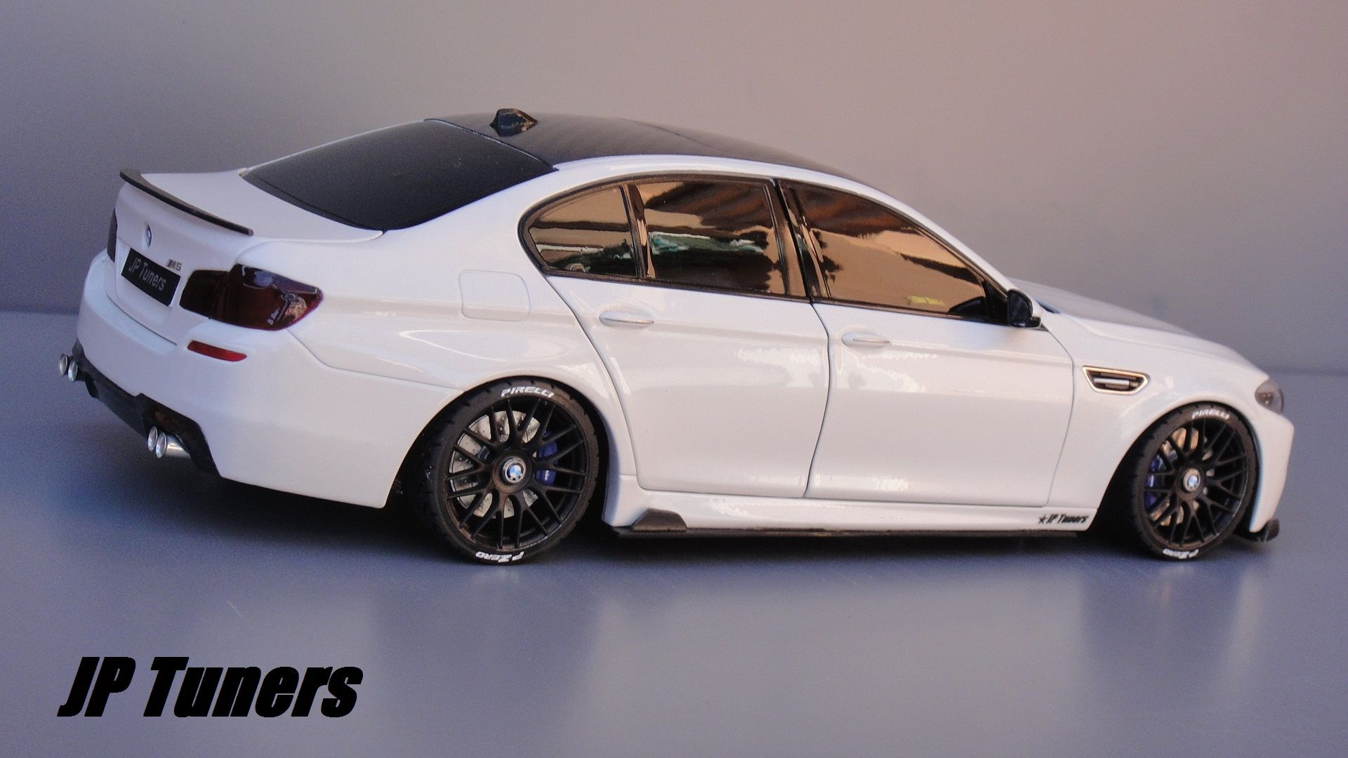 1 18 bmw m5 f10 tuning jp tuners 1 18 pinterest bmw. Black Bedroom Furniture Sets. Home Design Ideas