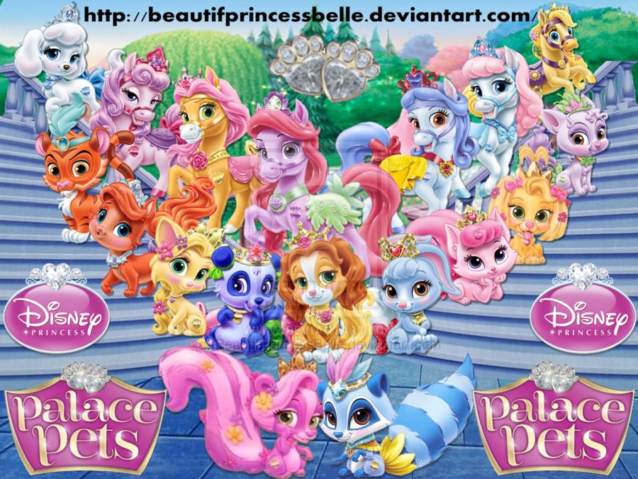Aurora With Bloom Pony Beauty Kitten Disney Palace Pets Disney Princess Pets Disney Princess Aurora Disney Princess Palace Pets