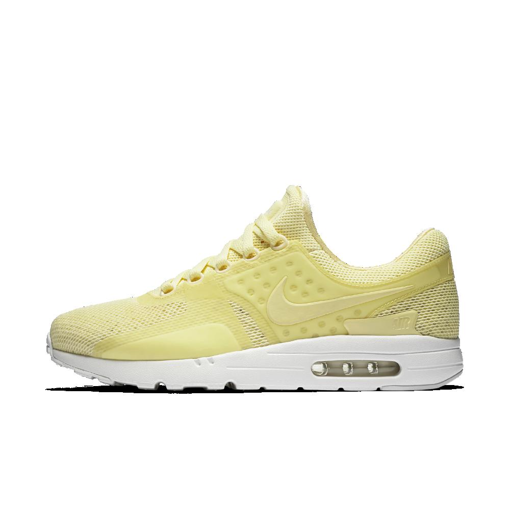 best website ba33a 06926 Nike Air Max Zero Breathe Men's Shoe Size 10.5 (Yellow ...